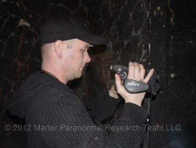 Vinnie from 313 Paranormal
